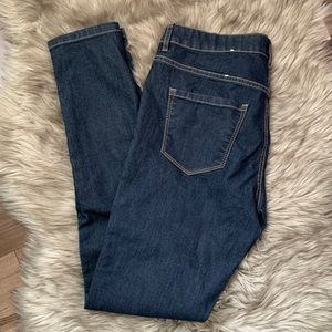 Jeans from garage